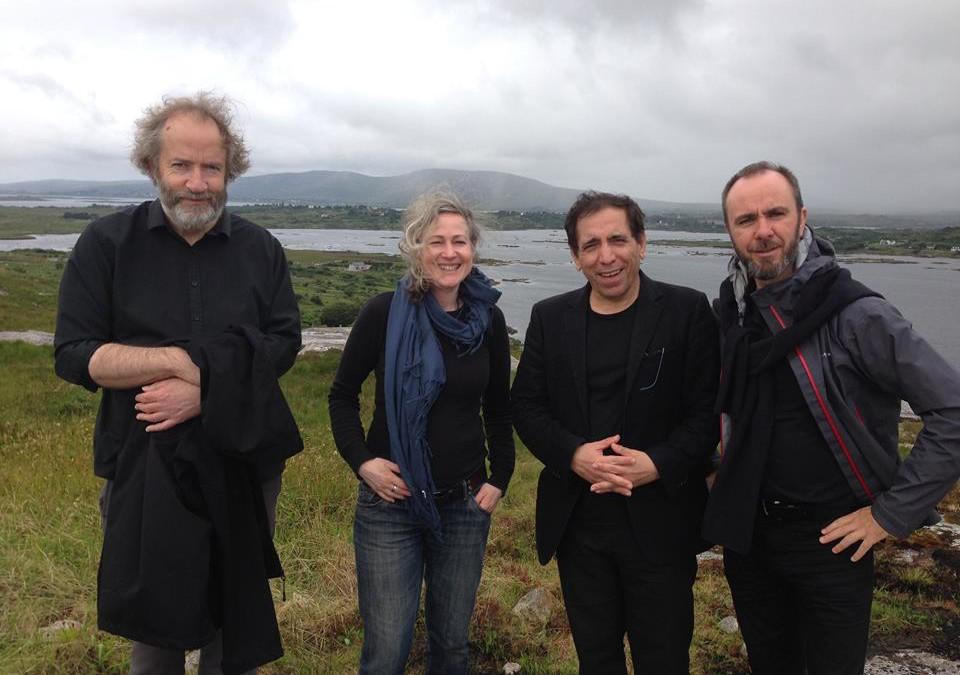 Mohsen Makhmalbaf visit