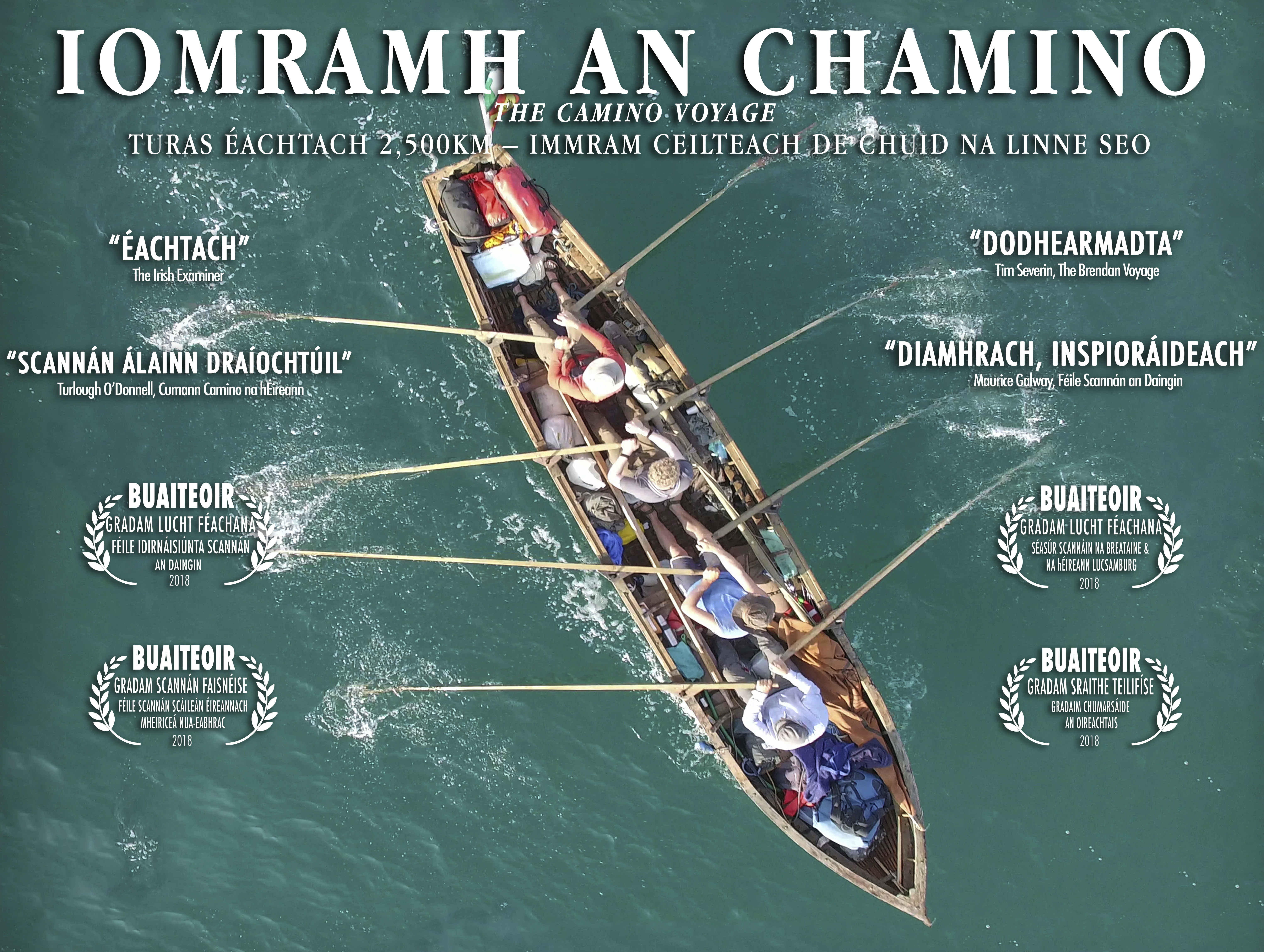 THE CAMINO VOYAGE (2018) - Anú Pictures
