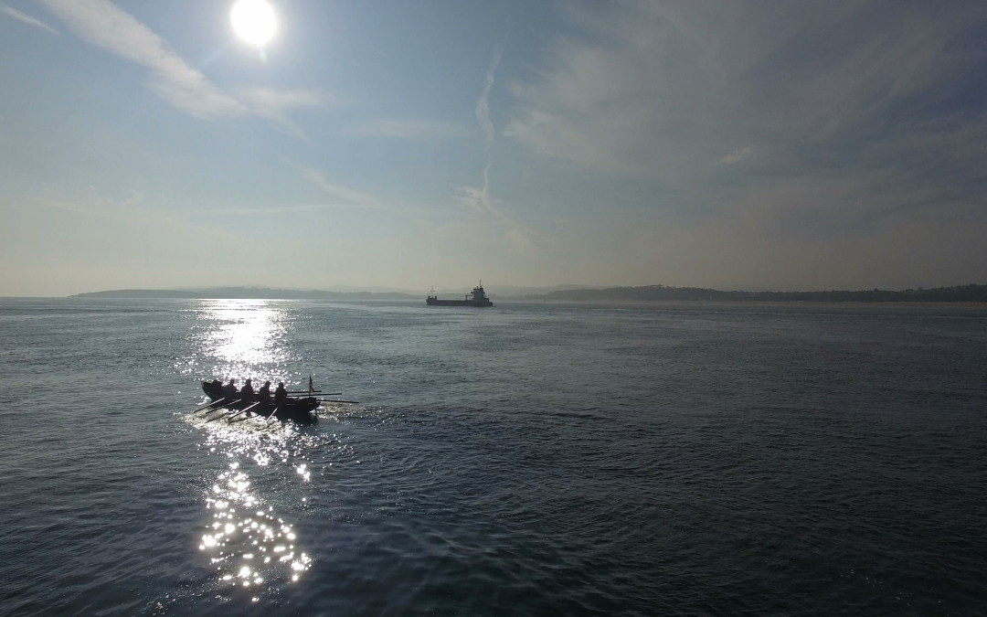 Irish Times focus on Camino by Sea